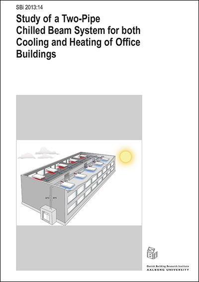 Study Of A Two Pipe Chilled Beam System For Both Cooling