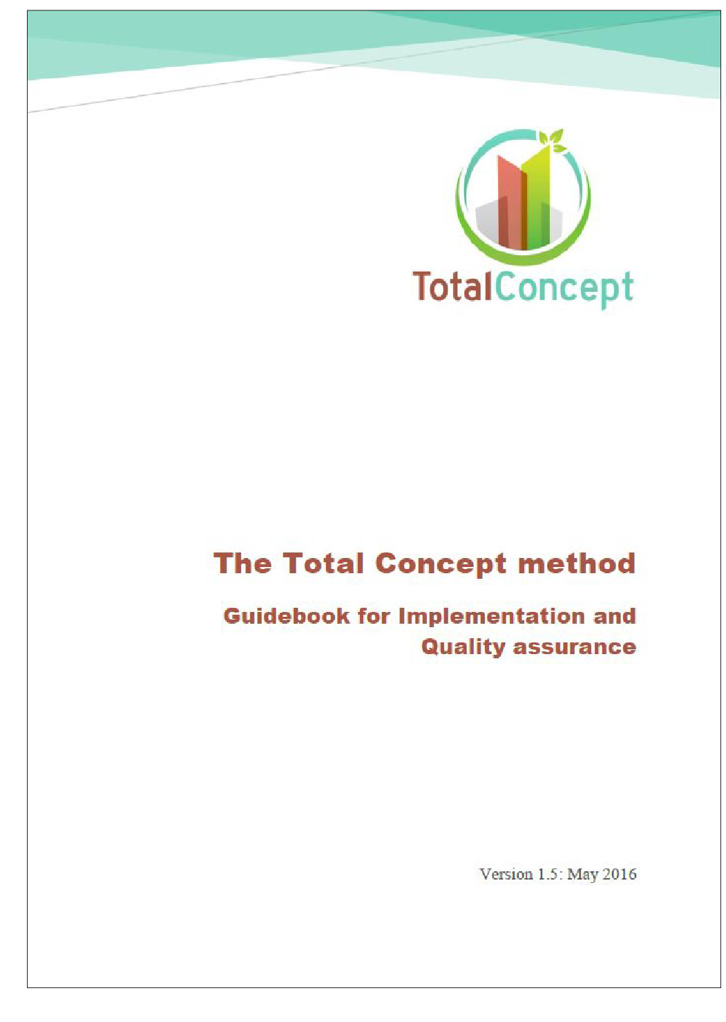 The Total Concept Method