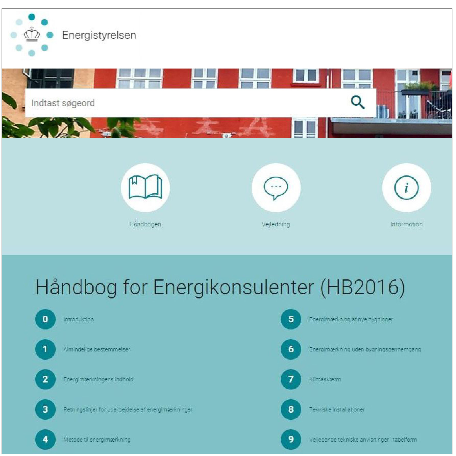 Håndbog for energikonsulenter